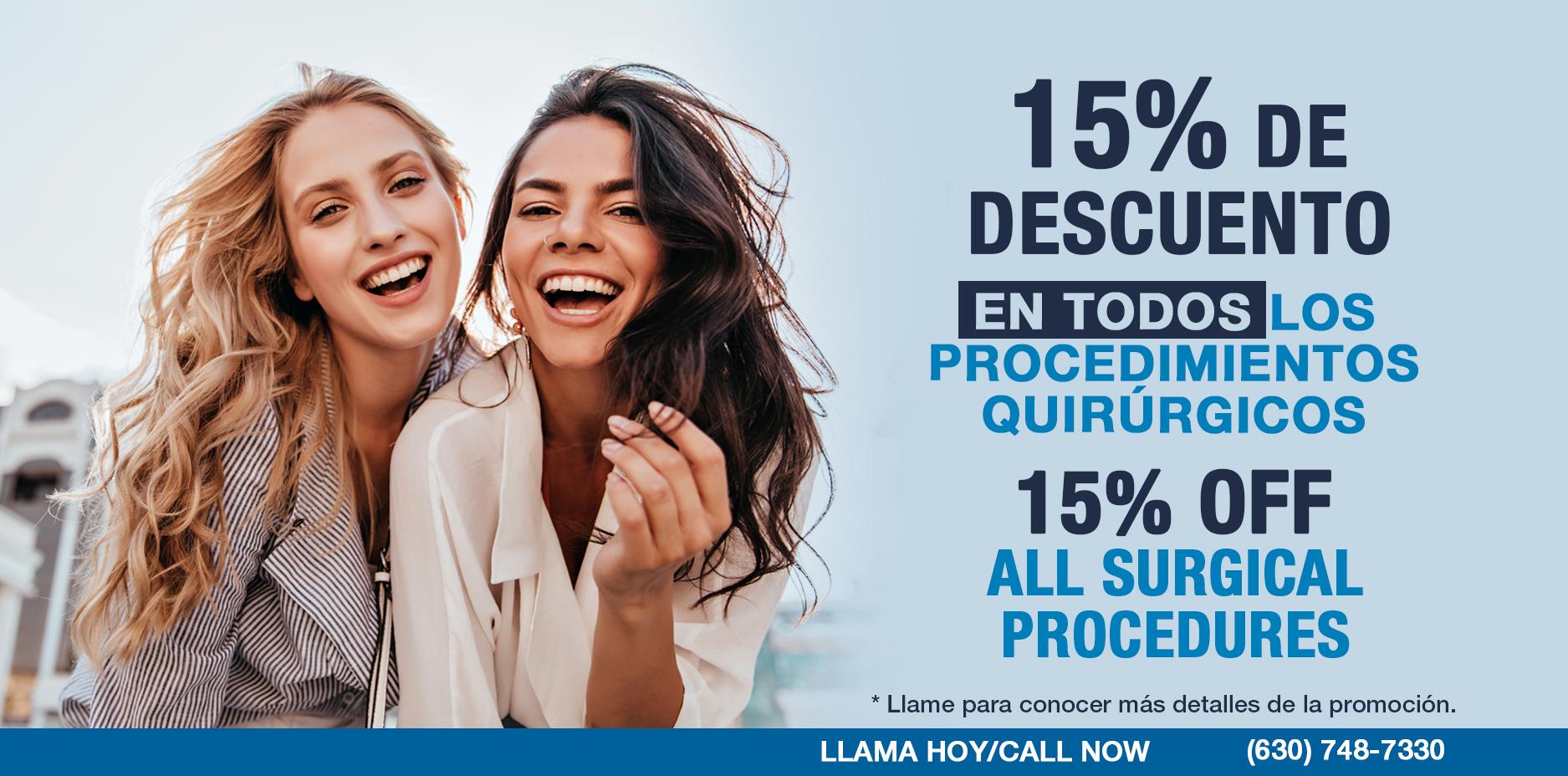 15% DE DESCUENTO-AGOSTO2021